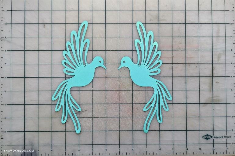 dove cutouts, dove svg, cricut doves