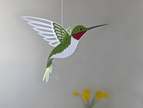 Chaiv Hummingbird design
