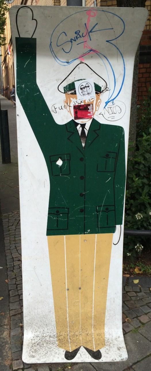 Polizei in Köln