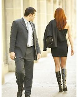 Physical Attraction In Men and Women