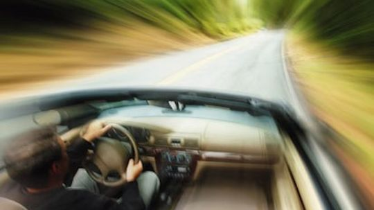 Driving like a Jehu
