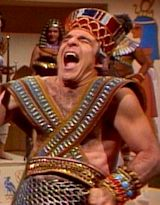 Steve Martin's classic homage to an Egyptian boy king.