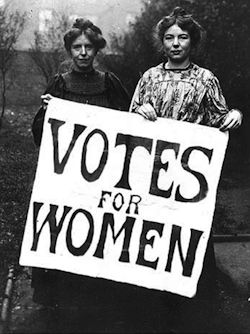 The United Nations General Assembly adopted the Convention on the Political Rights of Women, which went into force in 1954, enshrining the equal rights of women to vote, hold office, and access public services as set out by national laws.