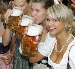 Girls make beer better.