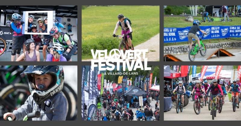 Toutes à vélo pour le Vélo Vert Festival 2017