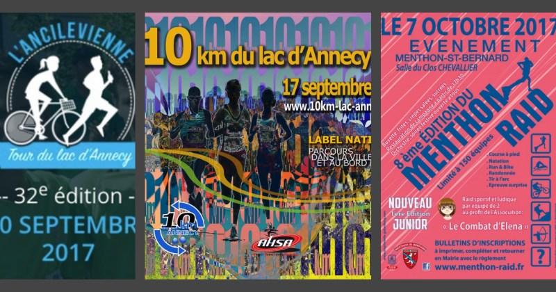 Inscriptions ouvertes pour les sportives d'Annecy… ou pas!
