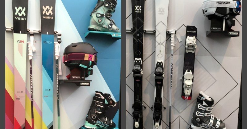 Découvrez et comparez les nouveautés 2018 sur Skieur.com