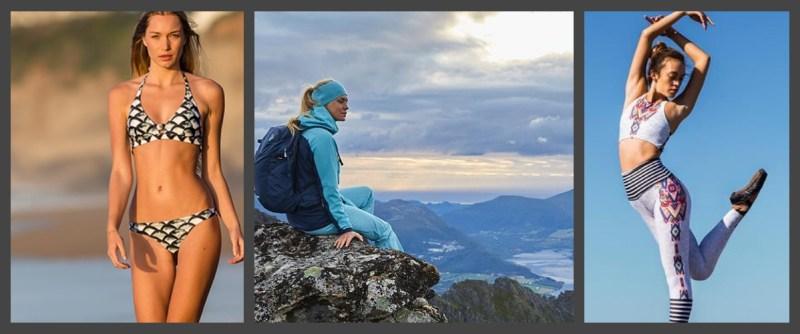 femmes-sport-sportives-montagne-shopping-randonnée-ski-surf-wakesurf-VTT-vélo-yoga-running-lifestyle