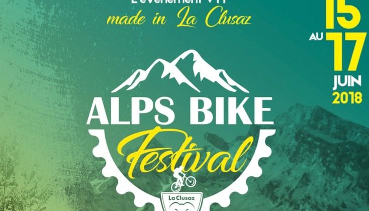 A fond sur les pédales au Alps Bike Festival