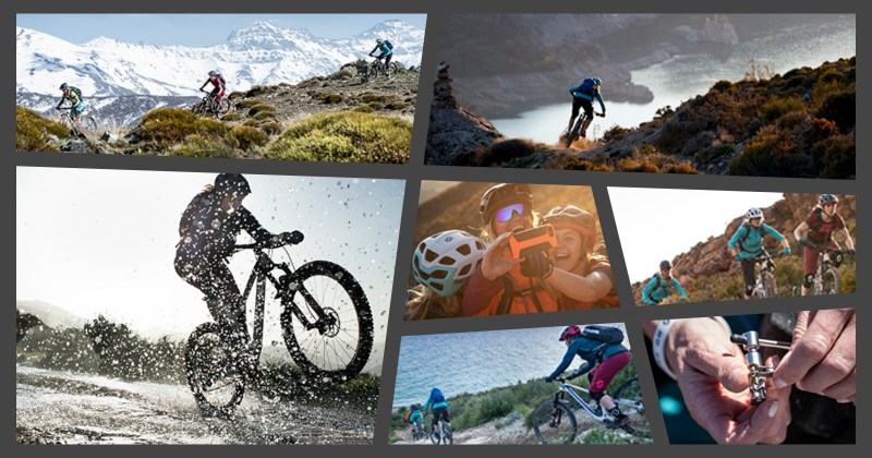 She's out there, la nouvelle web serie 100% femmes de Scott Sports