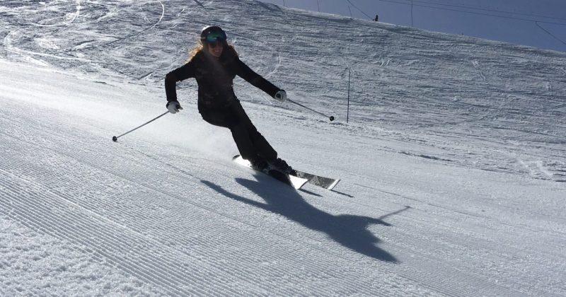 Tests : skis femmes 18/19 – piste performance