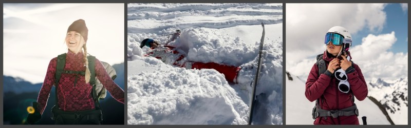 femmes-skieuse-montagne-amis-essai-neige