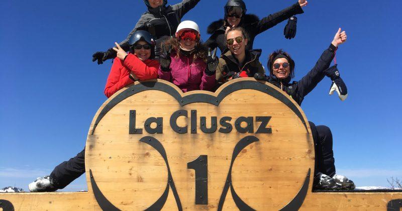 Les cours de ski 100% femmes avec snowflike