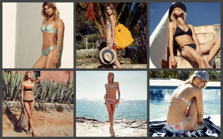Collection maillots de bains 2 pièces  et bikinis femme Barts Amsterdam