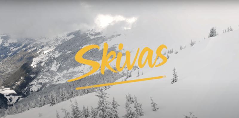 snowflike - skivas le film freeski 100% filles