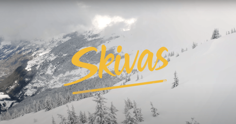 A voir : Skivas, le film des skieuses badasssss…