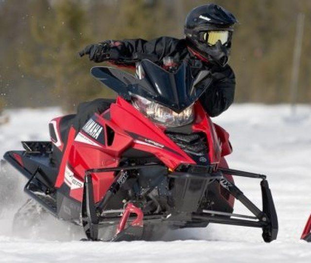 Snowmobile Handling