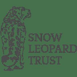 Snow leopard trust logo