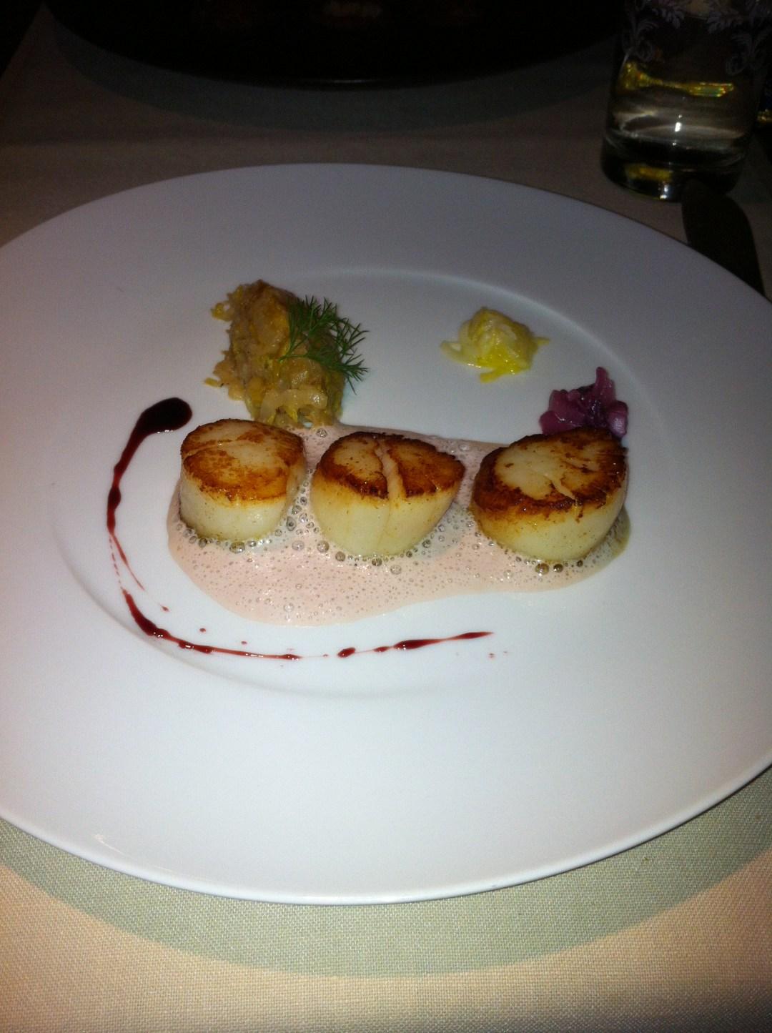 The Azimut Restaurant - Courchevel 1300