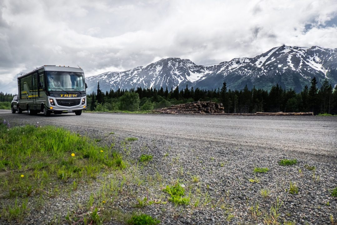 I Would Drive Ten Thousand Miles…in a New Trek Motorhome