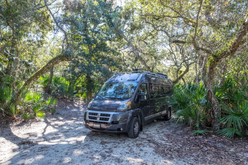 Honey, I Shrunk Our RV: We Travel in a Van Now!