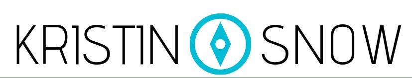 Kristin Snow Logo