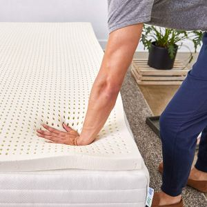 Latex RV Mattress Topper