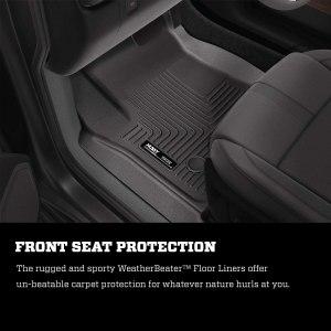 husky floor liner mat protector ford transit