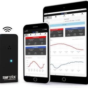 temp stick rv temperature monitoring for pets