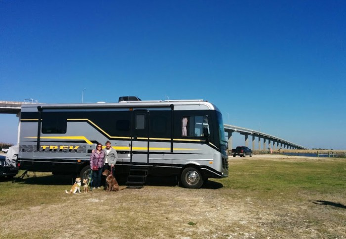 Meet The Trek: Boldly Going Where No RV Has Gone Before – snowmads