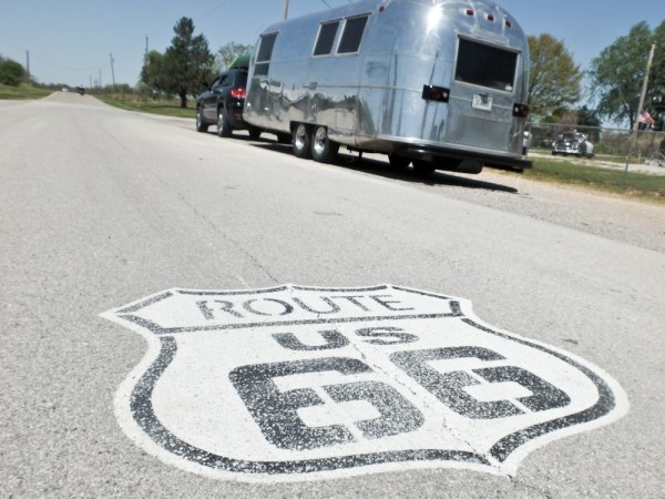 Route 66 Journey