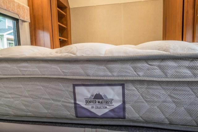 Denver Mattress RV Pillowtop Foam