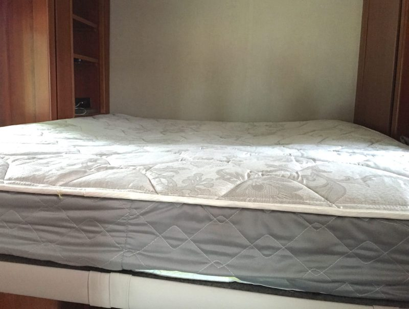 Bad uncomfortable RV mattress