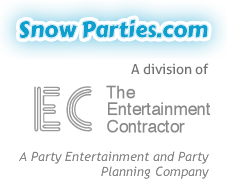 Snow Parties by The Entertainment Contractor