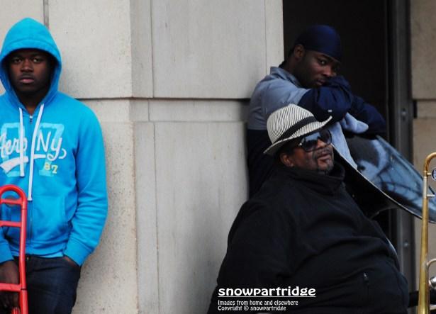 On the Streets of Washington D.C.