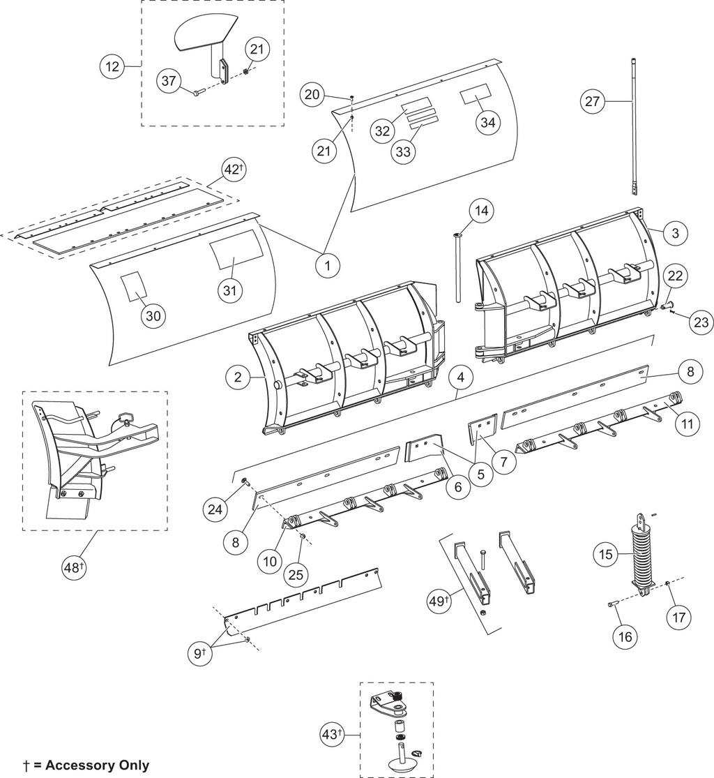 Boss Snow Plow Wiring Diagram Gmc
