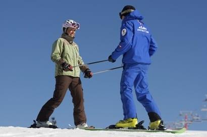 _Buller_ski_lesson