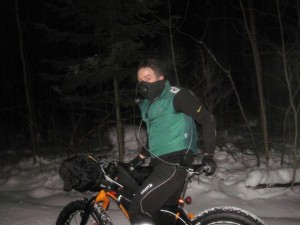 150-Mile Snowbike Winner Charly Tri (photo credit: sveta kovalchuk)