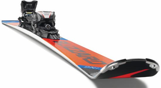 Opis technologii w nartach Blizzard 2016