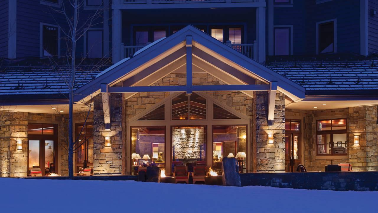 Jackson Hole Ski in Ski out Accommodation