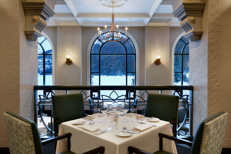 Luxury Hotel in Lake Louise, Alberta