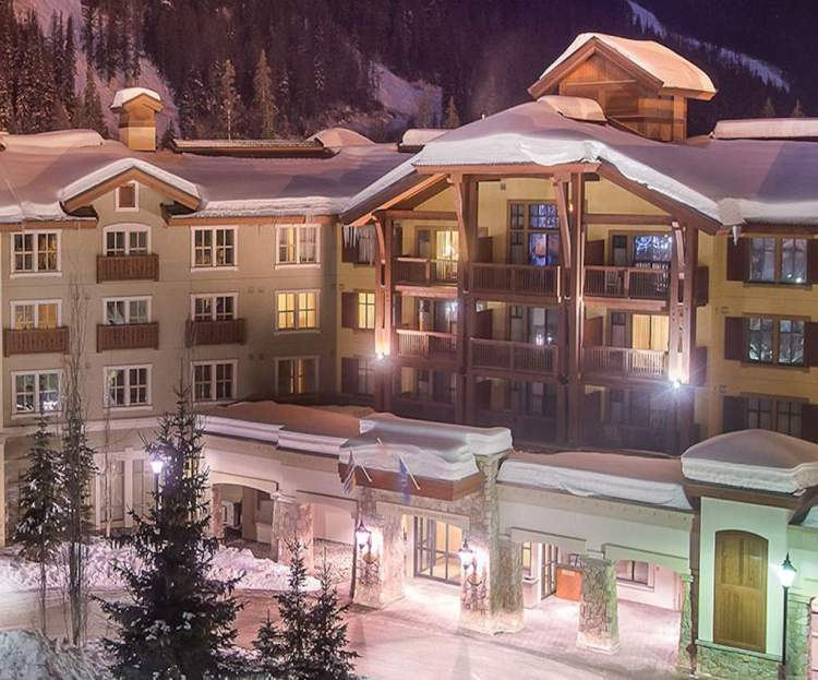 Sun Peaks Ski-in/Ski-out Accommodation