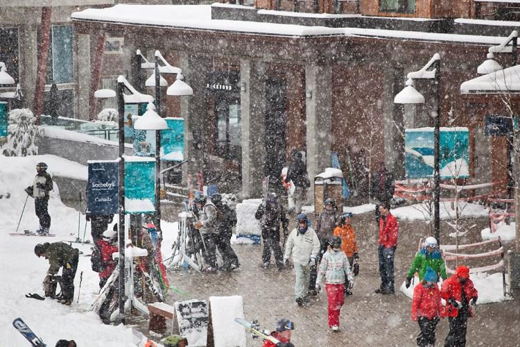 revelstoke-snowy-village-credit-royce-sihlis-revelstoke-mountain-resort