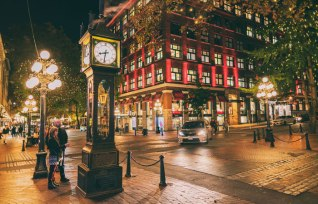 Vancouver City Stopover