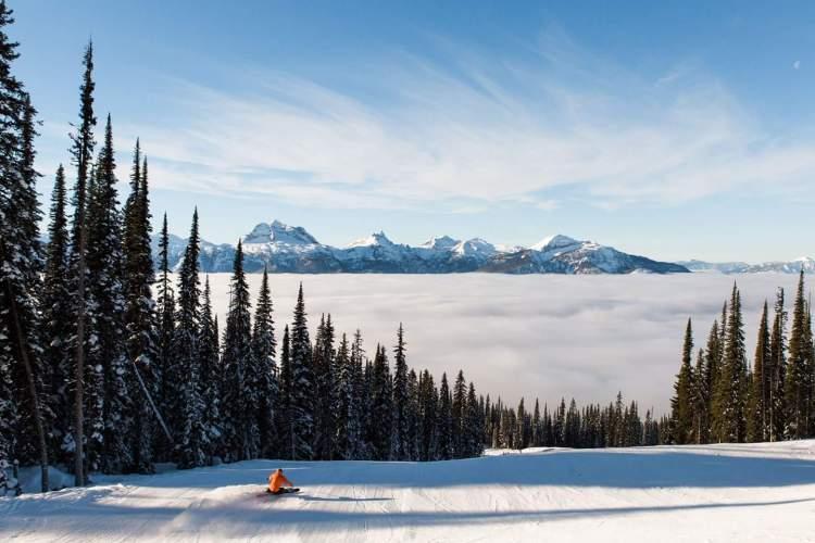 Ski Holidays to Revelstoke