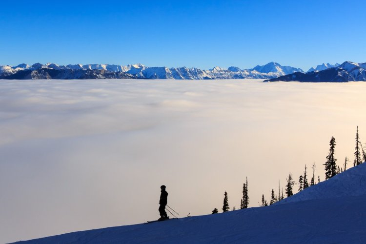 Ski Holidays to Kicking Horse