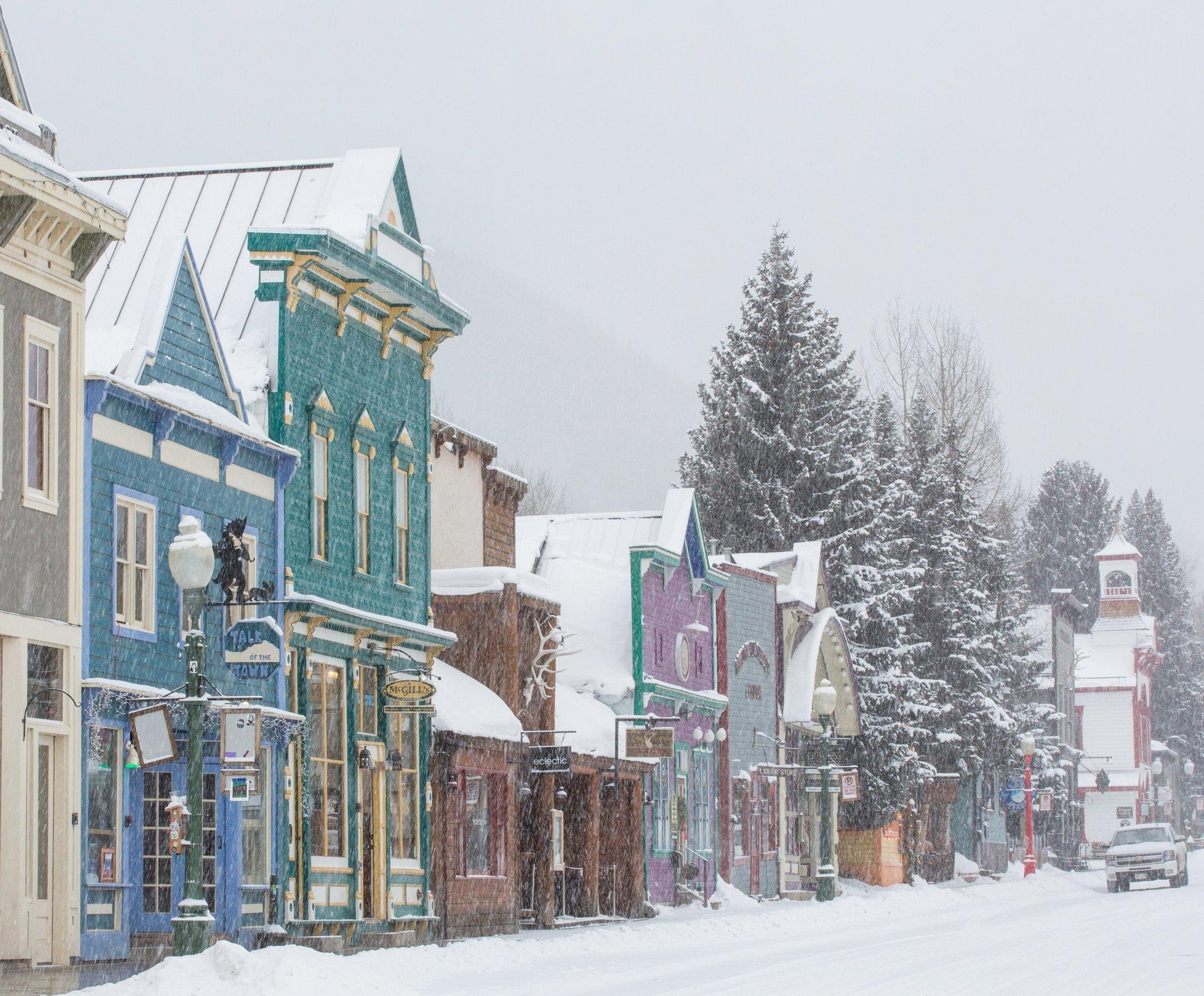 Crested Butte Ski Holidays