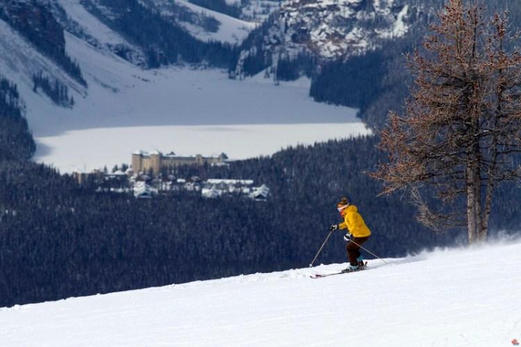Ski Holidays to Lake Louise