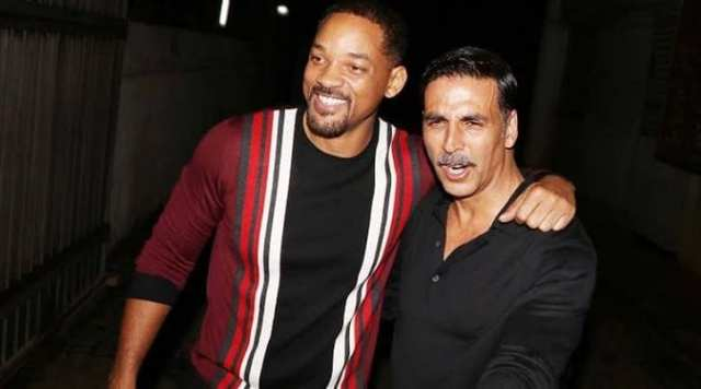 Will Smith Parties With Twinkle Khanna And Akshay Kumar
