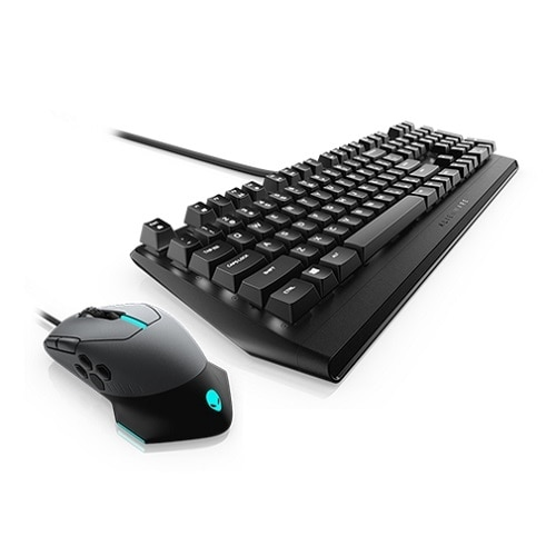 Alienware Mechanical Gaming Keyboard Aw310k And Rgb Gaming Mouse Aw510m Dell Usa